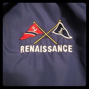 Renaissance boating club jacket